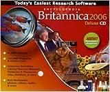 Encyclopædia Britannica 2006 Deluxe - 3 CDs (Jewel Case)