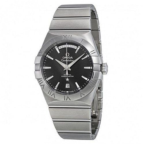 Omega-Constellation-Co-Axial-Automatic-Movement-Black-Dial-Mens-Watches-12310382201001
