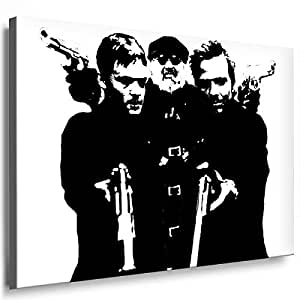 Movie Stars -7028, Size 100x70x2 Cm. Printed On Canvas Stretched On A Wooden Frame.