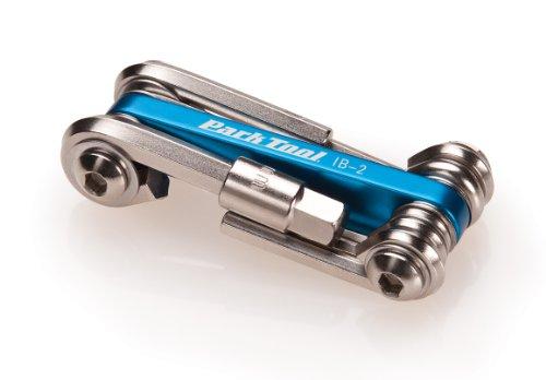 Park Tool IB-2 I-Beam Mini Fold-up Hex/Screwdriver/Torx Set ()