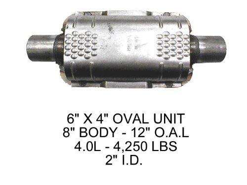 - Eastern 70382 Catalytic Converter
