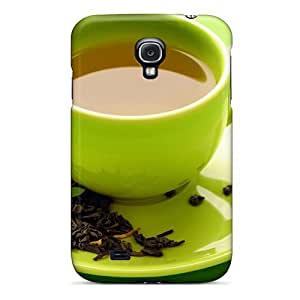 Protector For Case Samsung Note 4 Cover Green Tea Case