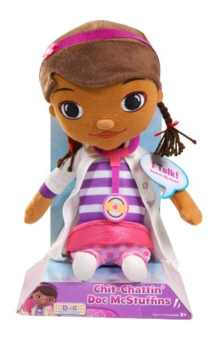 Doc McStuffins Talking Doc