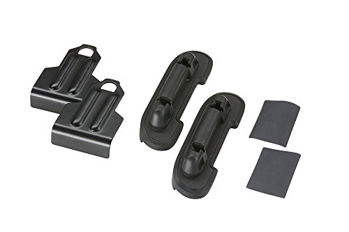 Yakima - BaseClip 123, Vehicle Attachment Mount for Baseline Towers (1 Pair)