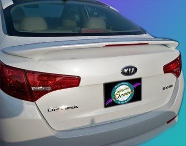 Kit Effects Razzi Ground (Hyundai Azera Rear Spoiler 2006 2007 2008 2009 - Painted - Y5 Silver Frost Metallic)