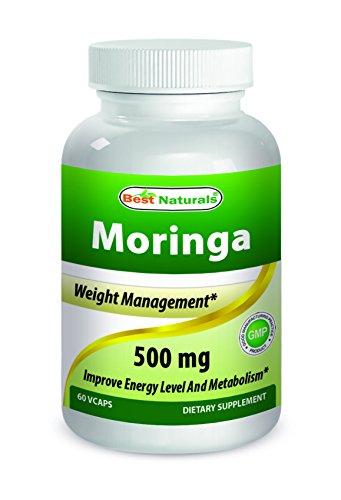 Best Naturals Moringa Superfood Capsules product image