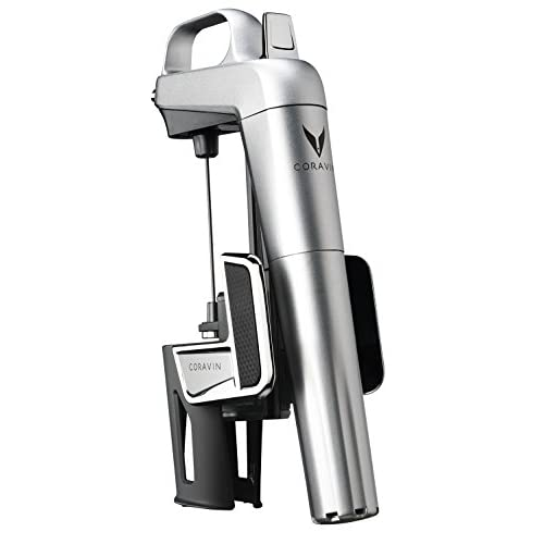 Coravin Model Two Elite Wine Pouring System, Silver