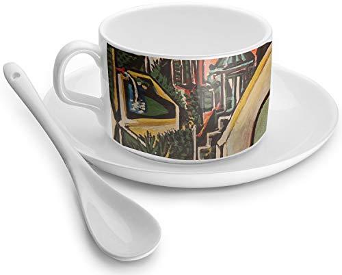 Mediterranean Landscape by Pablo Picasso Tea Cup - Single ()