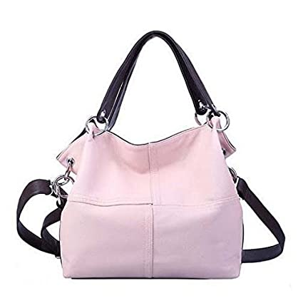 232a65b437 Image Unavailable. Image not available for. Color  The Seventh Soft Leather  Stitching Bag