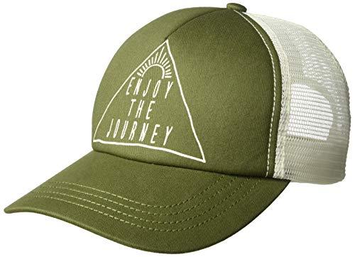 Billabong Women's Aloha Forever Trucker Hat Olive One Size