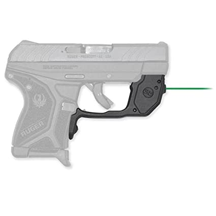 Crimson Trace Red Laserguard for Ruger LCP II - LG-497