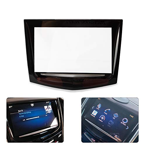 Screen Touch CUE Touch Display Protector Replacement For Cadillac ATS Escalade SRX XTS/ELR CTS CTS-V (For Cadillac)