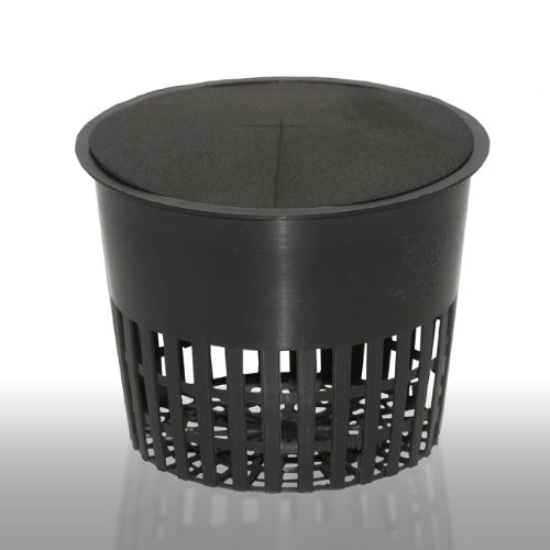Cheap 100 3 Inch Net Mesh Pots and Neoprene Inserts Comination