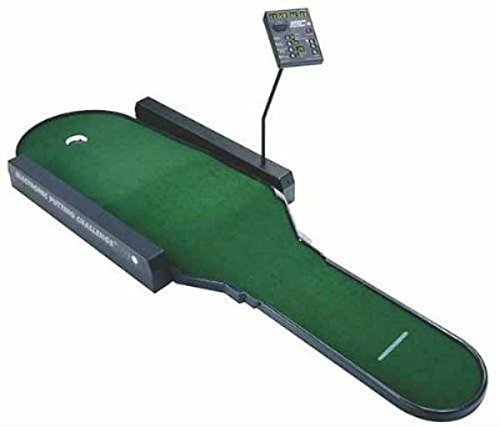 Indoor Putting Green /Ultimate Challenge/ Patented 72 Automatic ...