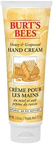 Burt's Bees Honey & Grapeseed Hand Cream - 2.6 Ounce Tube