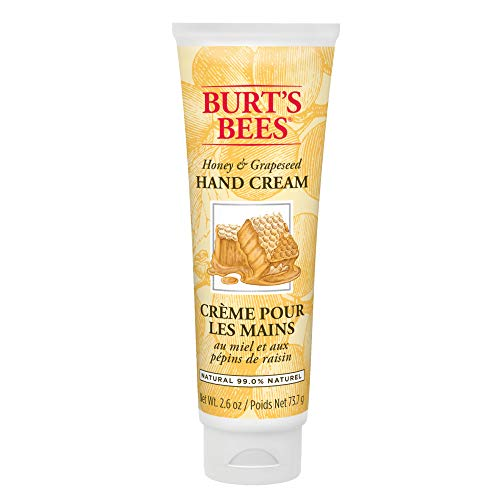 Burt's Bees Honey & Grapeseed Hand Cream - 2.6 Ounce Tube