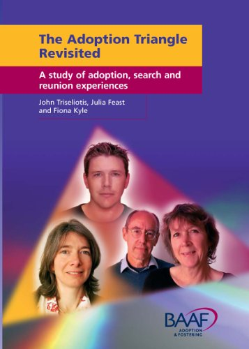 Download The Adoption Triangle Revisited: A Study of Adoption, Search and Reunion pdf