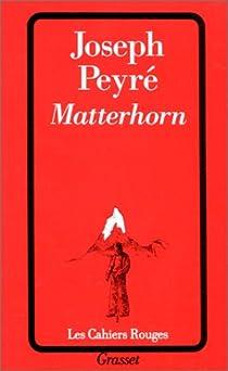 Matterhorn par Peyré