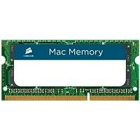 Corsair Apple Certified 16GB (2 x 8GB) DDR3 1333 MHz (PC3 10600) Laptop Memory for Mac Model CMSA16GX3M2A1333C9