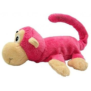 Muñeco que gira y ríe con sensor de movimiento, diseño de mono