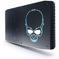 Intel NUC NUC8I7HNK Mini PC, Intel Quad-Core i7-8705G Upto 4.1GHz, 32GB DDR4, 1TB SSD, AMD Radeon RX Vega M GL, Wifi, Thunderbolt 3, Supports Up to 6 Displays, Windows 10 Pro (32GB RAM + 1TB SSD)