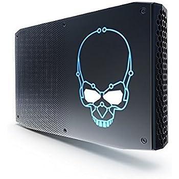 Intel NUC NUC8I7HNK Mini PC, Intel Quad-Core i7-8705G Upto 4.1GHz, 16GB DDR4, 512GB SSD, AMD Radeon RX Vega M GL, WiFi, Thunderbolt 3, Supports Up to 6 ...
