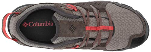 kettle Scarpe Da Impermeabili Coral Donna Outdry Marrone Trekking Isoterra Columbia red wOq8AEU1E