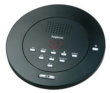 Handys & Kommunikation Hagenuk Ab Classico Digitaler Anrufbeantworter