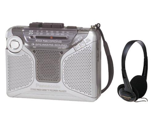 Panasonic RQ-A220 Cassette Player / Recorder