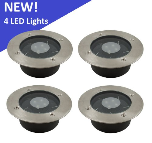 Recessed Deck Dock Patio Light