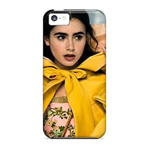 Quality BeverlyVargo Cases Covers With Lily Collins In Mirror Mirror Nice Appearance Compatible With Iphone 5c