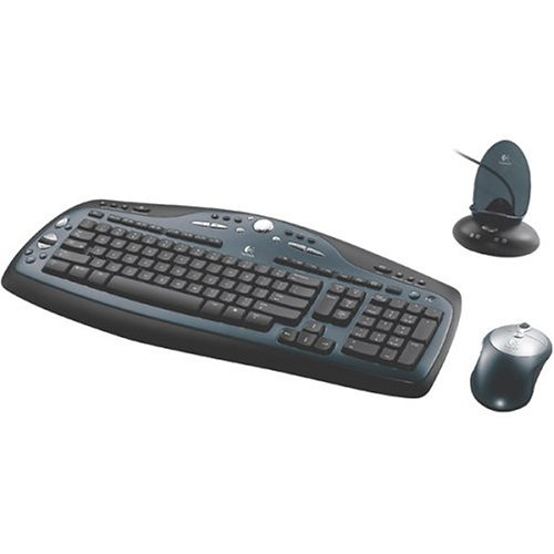 Logitech Cordless Desktop LX 700