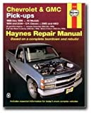 Haynes Repair Manuals Chevrolet & GMC Pick-ups, 88-98; C/K Classic, 99-00 (24065)