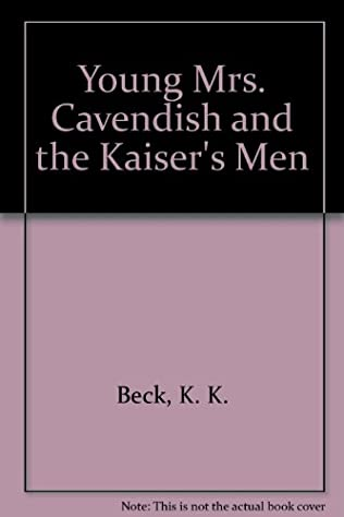 book cover of Young Mrs Cavendish and the Kaiser\'s Men
