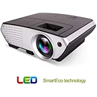 Proyector Profesional LED Portatil FULL HD 2300 Lumens