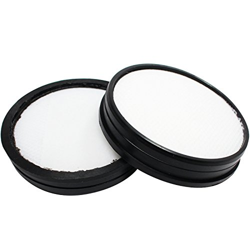 Filter Pack 2 Windtunnel (2-Pack Replacement Hoover WindTunnel 3 Pro Pet Bagless Upright UH70930 Vacuum Primary Filter - Compatible Hoover Windtunnel 303903001 Primary Filter - Also Replaces UH72400, UH70400, WindTunnel Air Bagless Upright UH70400, UH70935, UH70930, UH70905)