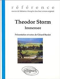 Immensee par Storm