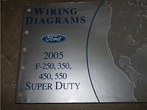2005 ford truck f 250 f350 f250 450 550 wiring electrical 2000 ford mustang radio wiring diagram 2005 ford f 350 wiring diagrams