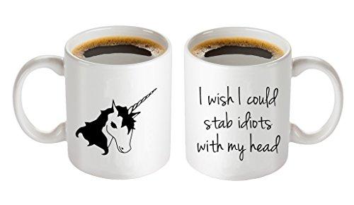 Funny Unicorn Coffee Mug 11oz