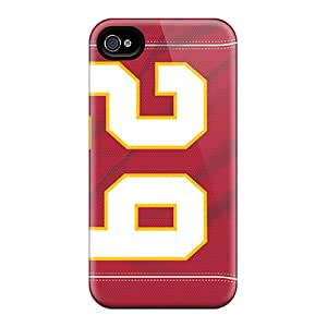 High Quality Hard Phone Cover For Iphone 6plus (aoB18635iUrG) Allow Personal Design Vivid Kansas City Chiefs Image