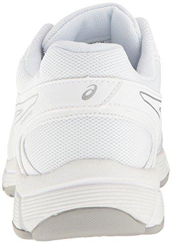 Asics Kvinders Gel-quickwalk 3 Sl Walking Sko Hvid / Sølv / Hvid lBp898qA