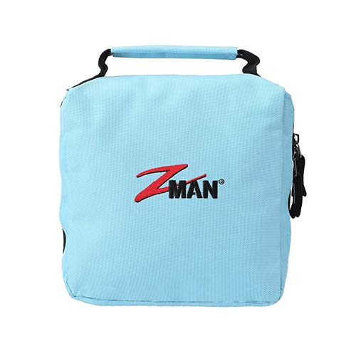 Z-Man Binder-1 Bait Binderz, Blue Green Supply