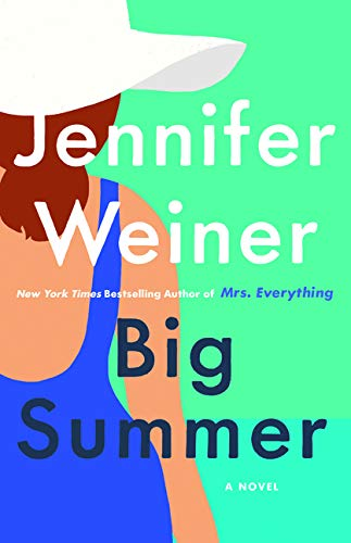 Book Cover: Big Summer