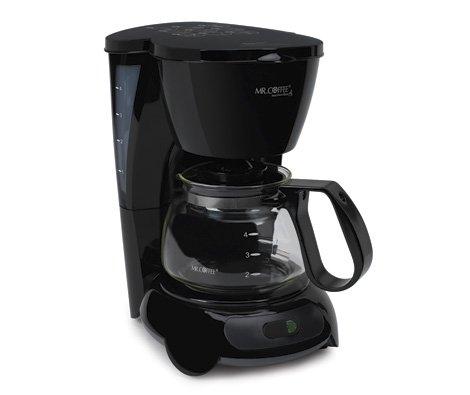 Mr.Coffee Tf5-099 Black 4-cup Coffeemaker