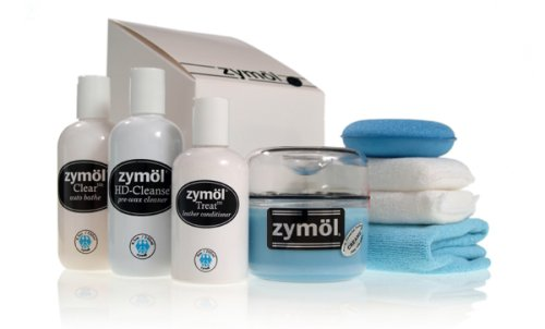 Zymol Smart Kit - Carbon and Leather Treat