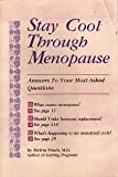 Stay Cool Through Menopause, Melvin Frisch, 0895867990