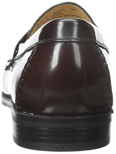 G.H. Bass & Co. Mens Carrington Penny Loafer Cordovan zNvNR3L0eO