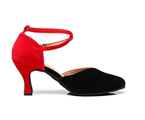 Sala Red Minitoo 5cm Donna 7 Da Heel OwB5aqHB