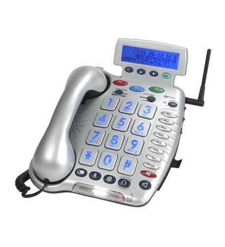 (Sonic Bomb Emergency Response Telephone 40db)