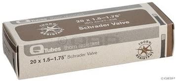 700c x 28-32mm Q-Tubes Value Series Tube with 32mm Presta Valve